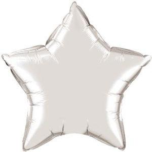 Шар фольгированный звезда