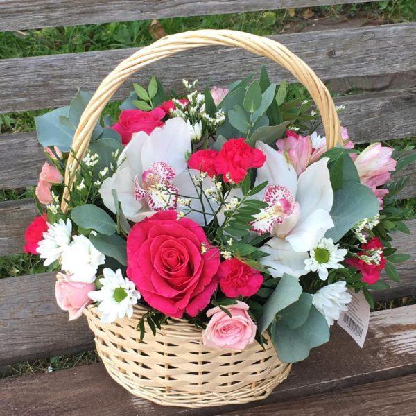 Доставка цветов в Красноадре