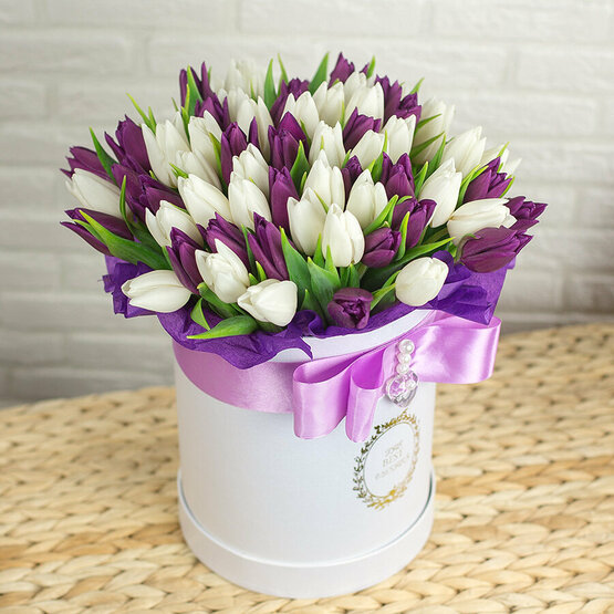 Доставка тюльпанов Краснодар