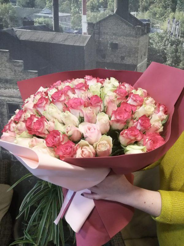 Доставка роз Краснодар