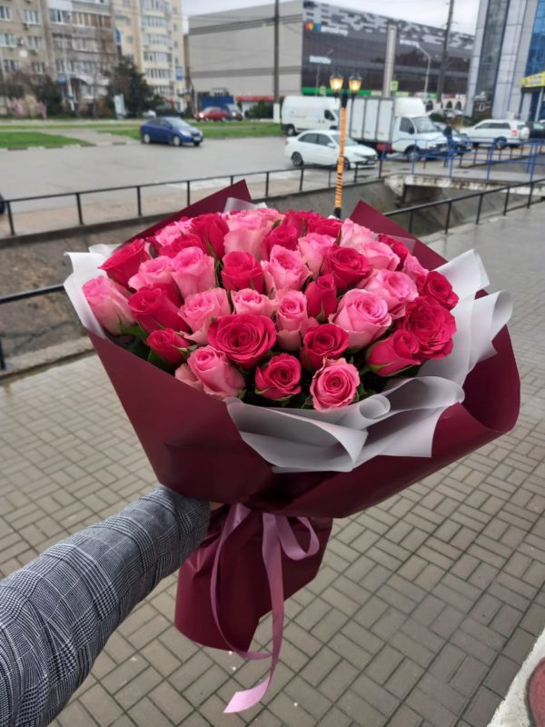 Купить розы в Краснодаре