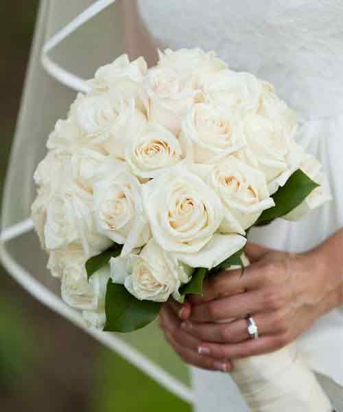 Свадебный букет Краснодар 5