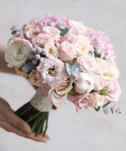 Свадебный букет Краснодар