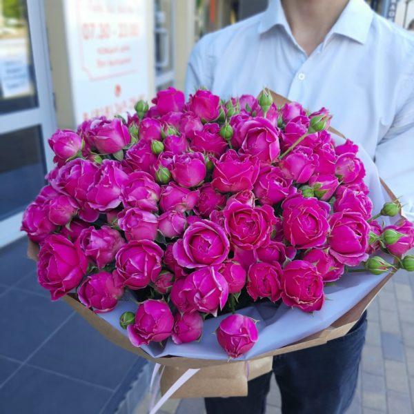 заказать цветы в Краснодаре